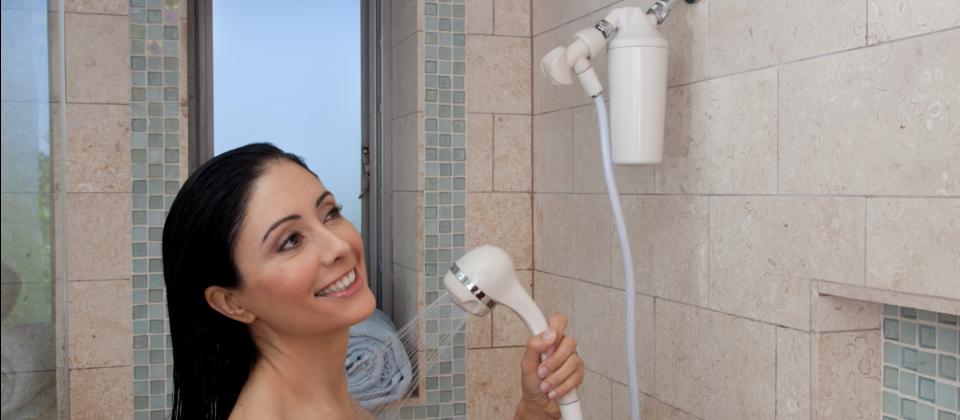 Sprchové Filtre na Vodu